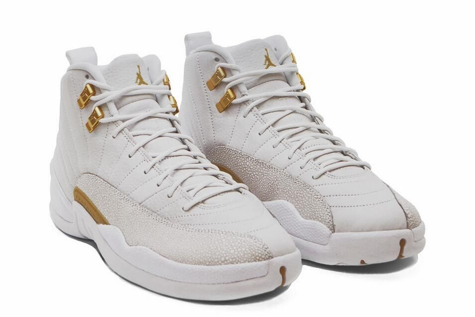 new concept 6089a 4ad1d Air Jordan 12 OVO White