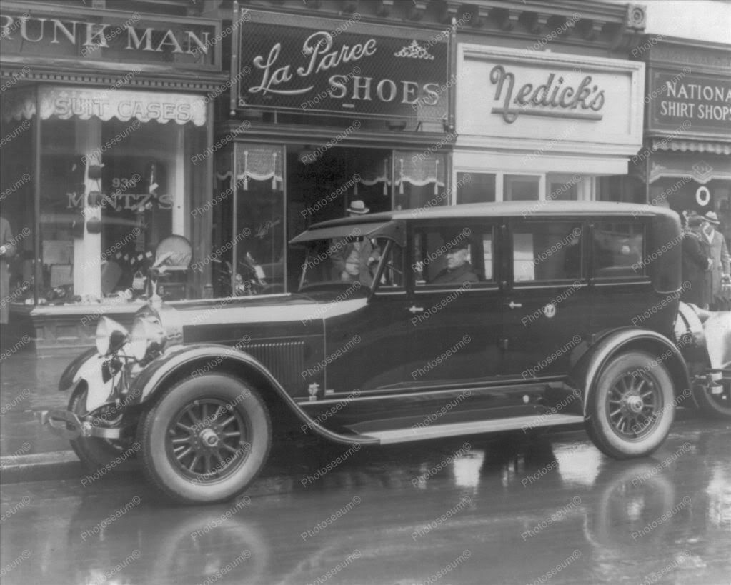 Lincoln Automobile Presidential Car 8x10 Reprint Of Old Photo | Cars ...