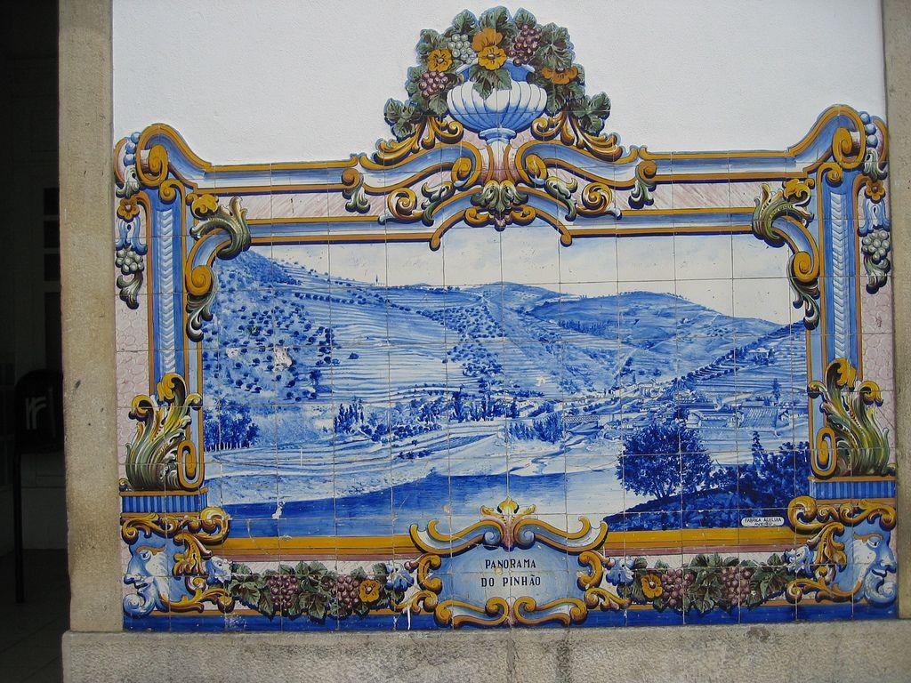 Azulejos da Estação de Comboio do Pinhão | by Fernanda_Ferreira
