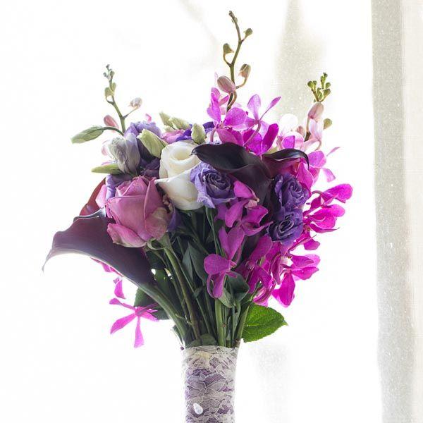 Purple Wedding Ideas With Pretty Details: Wedding Ideas By Color: Purple