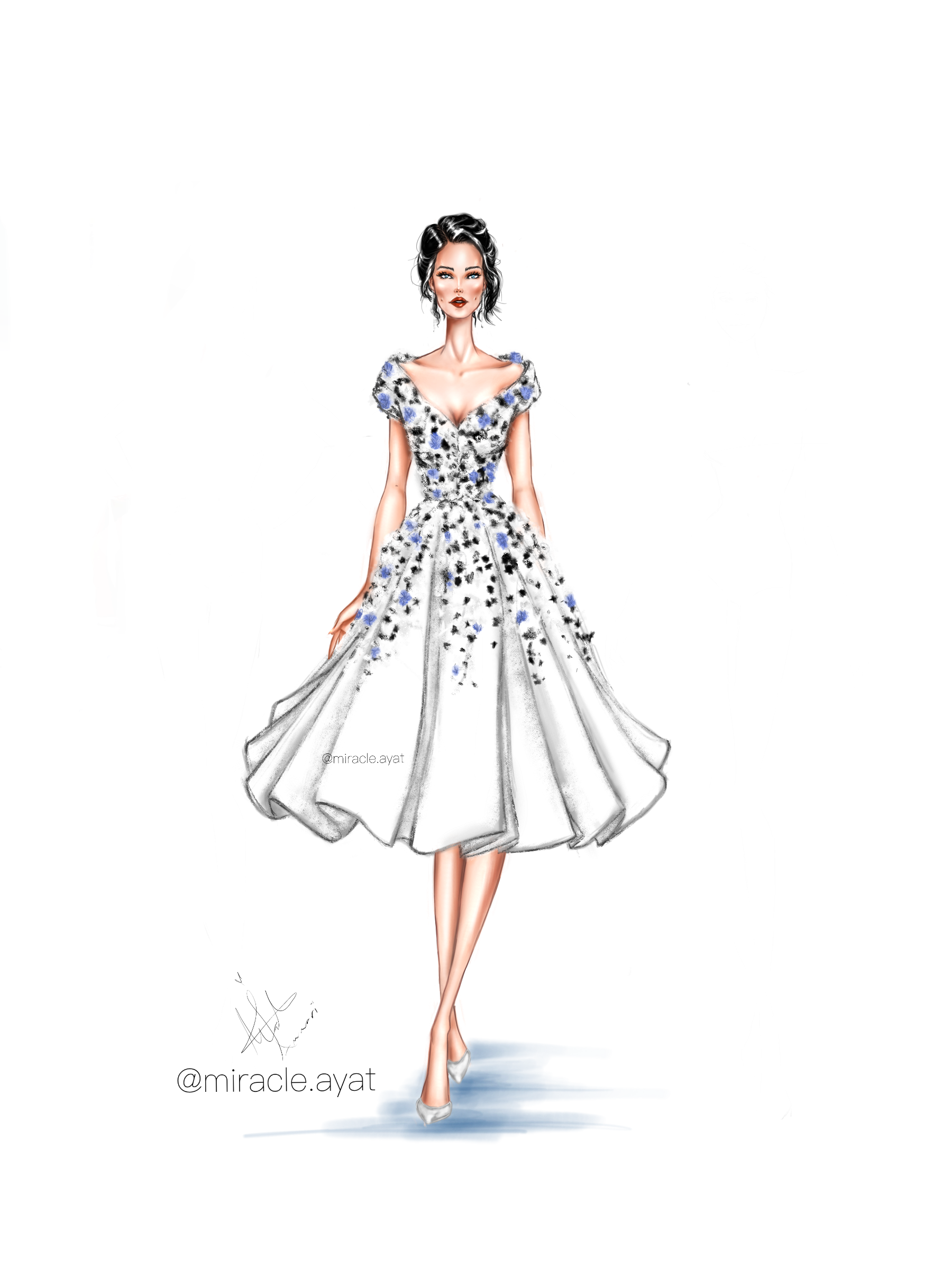 By Miracle Ayat Illustration For Ralphandrusso 2015 Animacao Desenhos