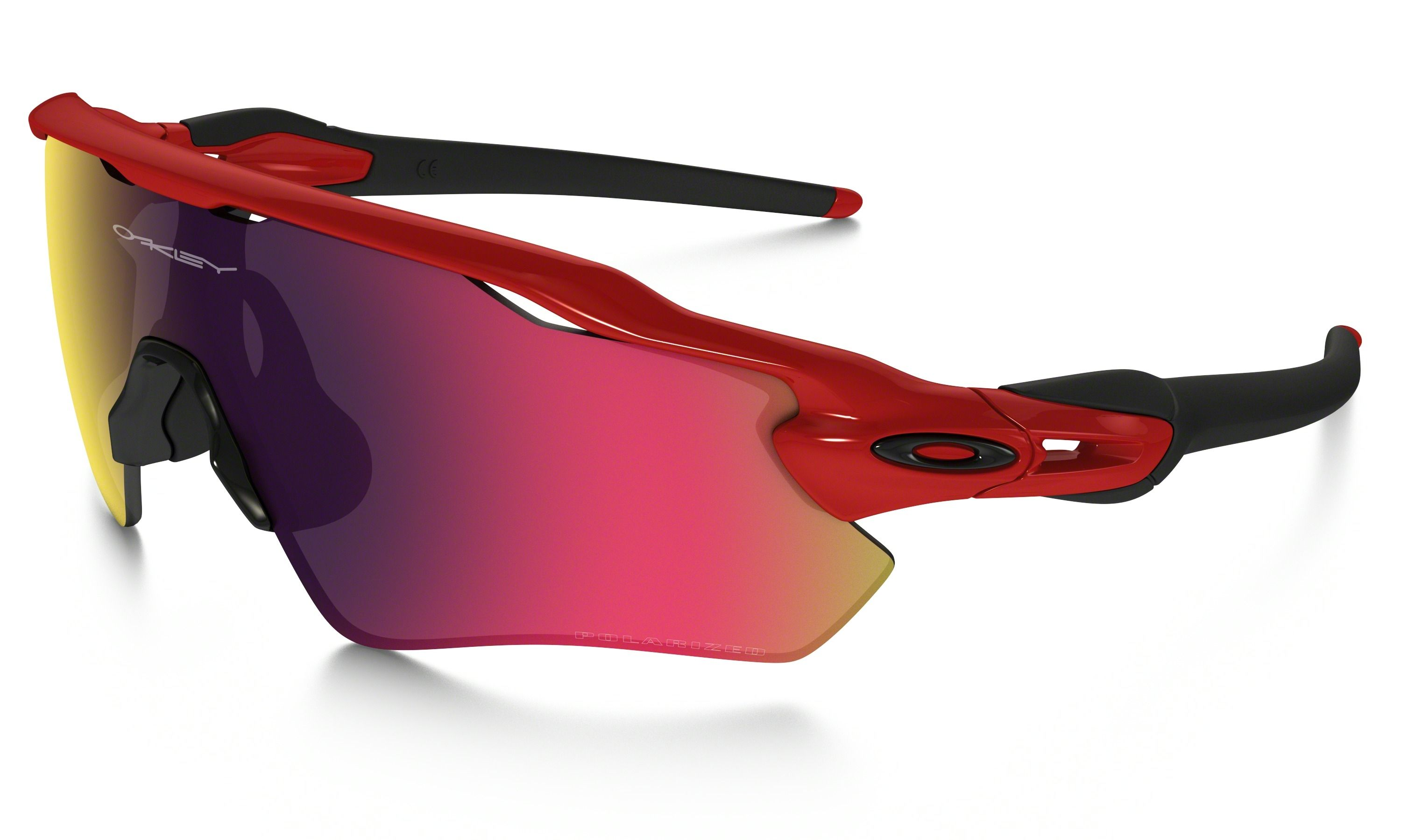 Oakley Occhiali Radar Ev Path Red Iridium Polarized