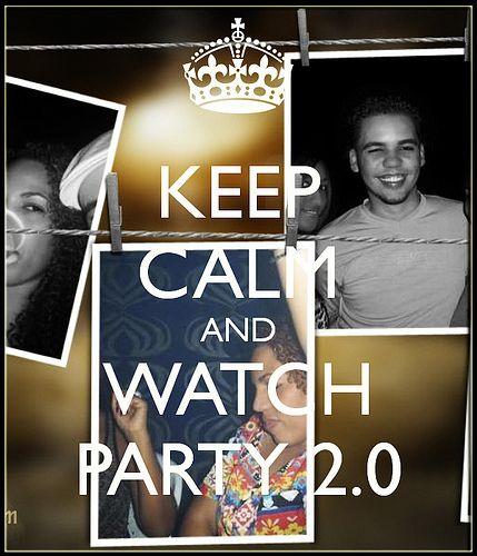 Enmanuel Pucheu - Enmanuel Pucheu - Keep Calm and Watch Party 2.0