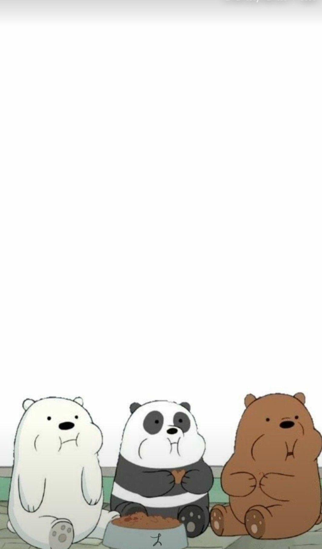 Pin de Hanan Arour em The three bears | Wallpaper de urso, Wallpapers