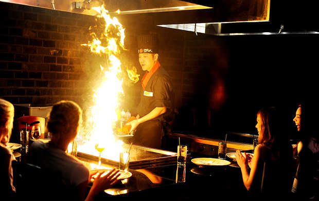 Sea 40 In Lewiston Hibachi Grill Great Places To Eat Auburn