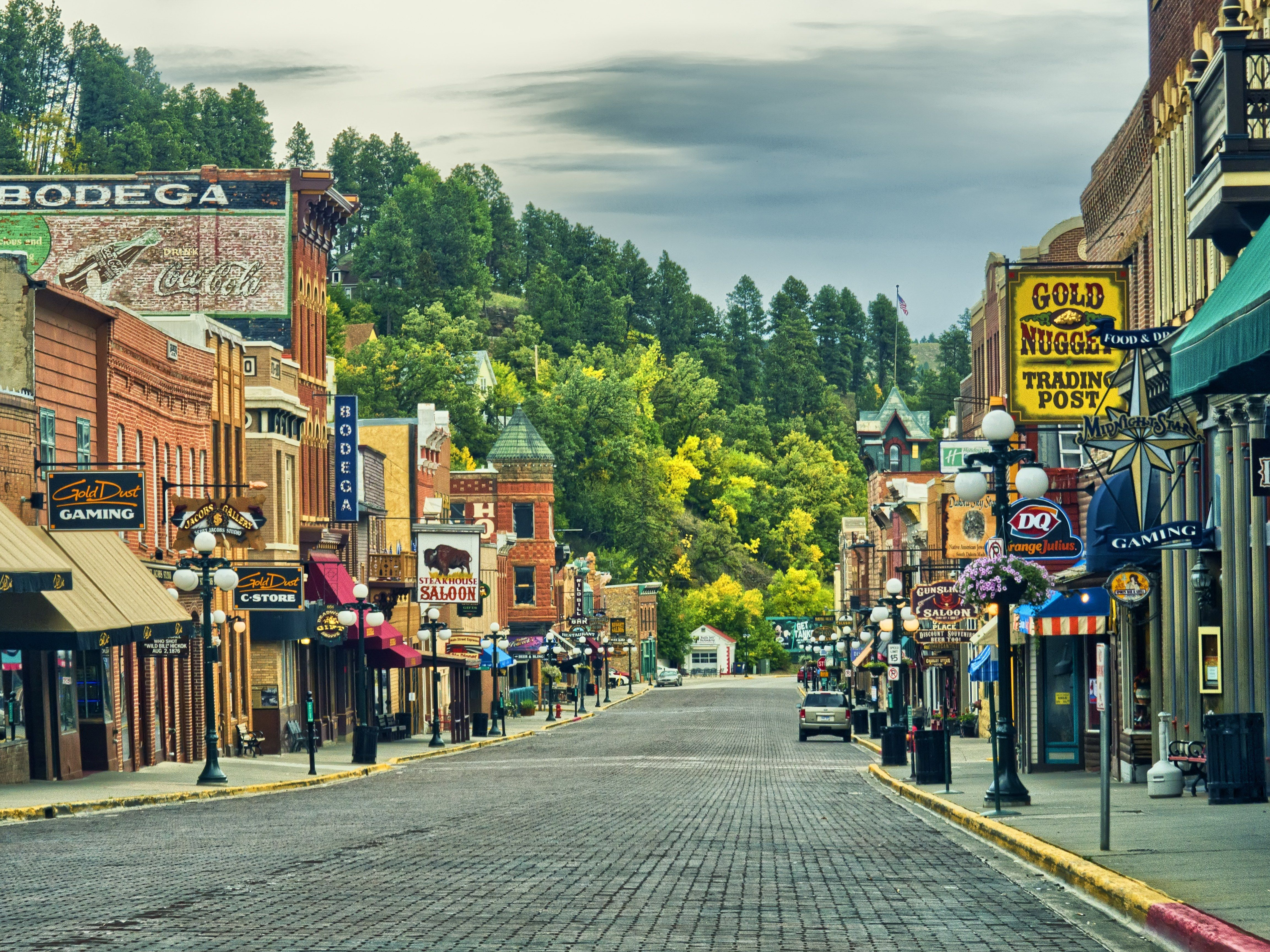The 50 Most Beautiful Small Towns In America Midwest Vacations Small Towns Usa Small Town America