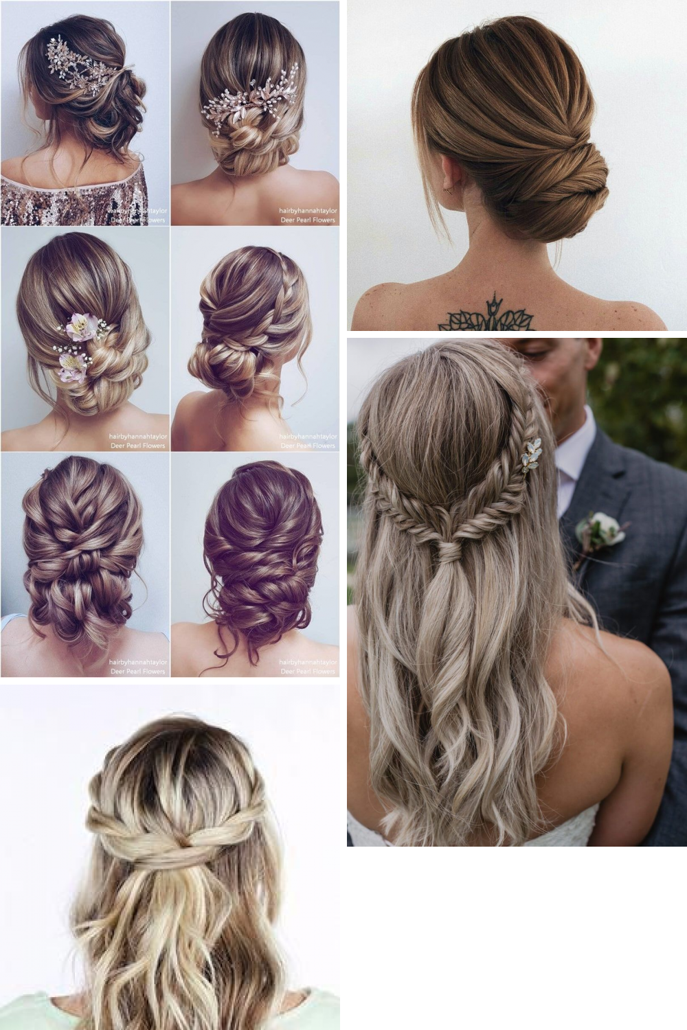 29 Brilliant Wedding Hairstyle Pictures Ideas Designs Hair Styles Hair Pictures Wedding Hair Up