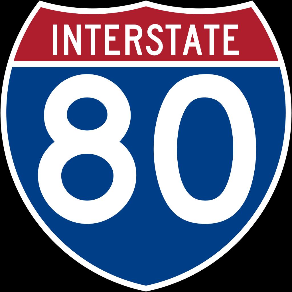 Interstate 80 Sign Google Search Interstate Highway Roadtrip America Road Trip