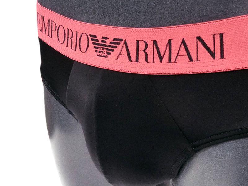 Emporio Underswin Ropa Slip Armani CoralIHombre b6Y7gfy