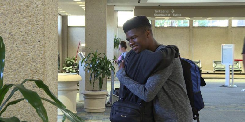 Homeless high school kid earns over 3m college in