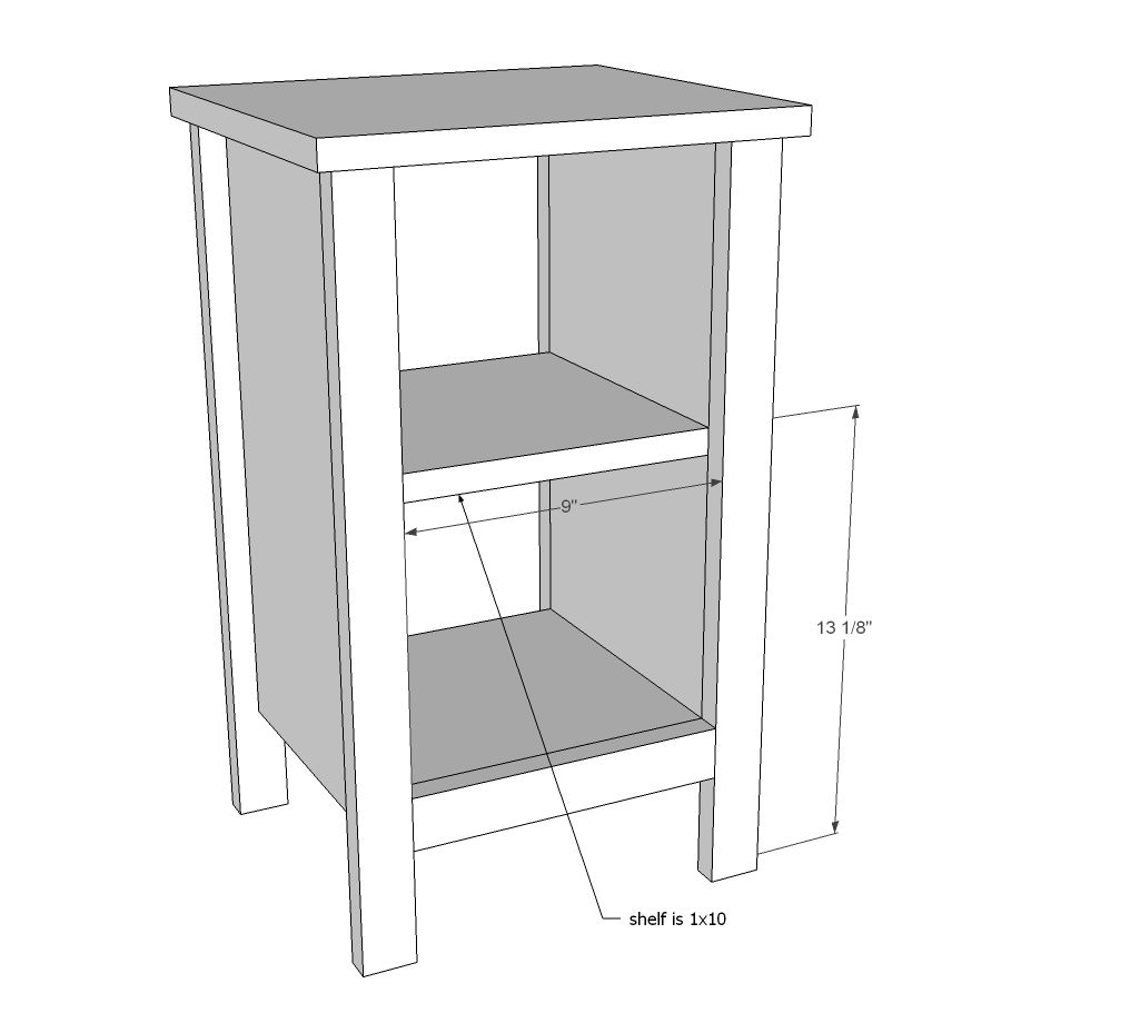 Mila Play Vanity (With images) | Woodworking table plans ...