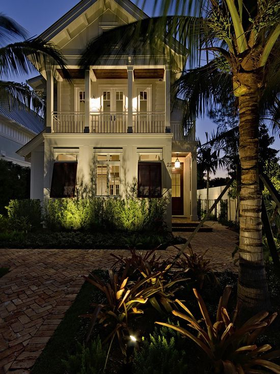 New Home Interior Design Key West Vacation Home: Tropical Style: 17 Stunning Exterior Design Ideas (Part 1)