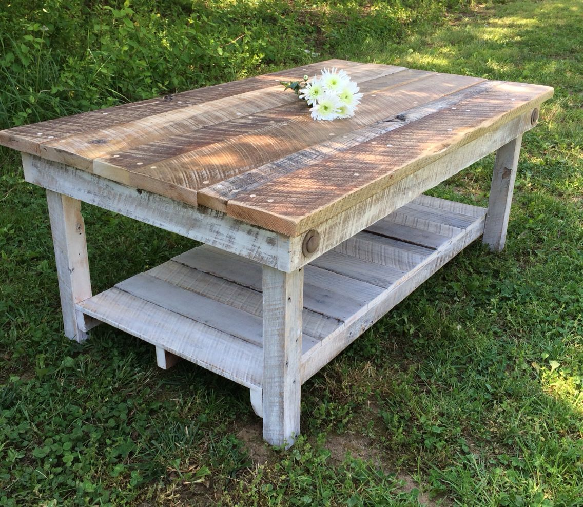 Rustic Barnwood Coffee Table Barnwood Coffee Table Rustic