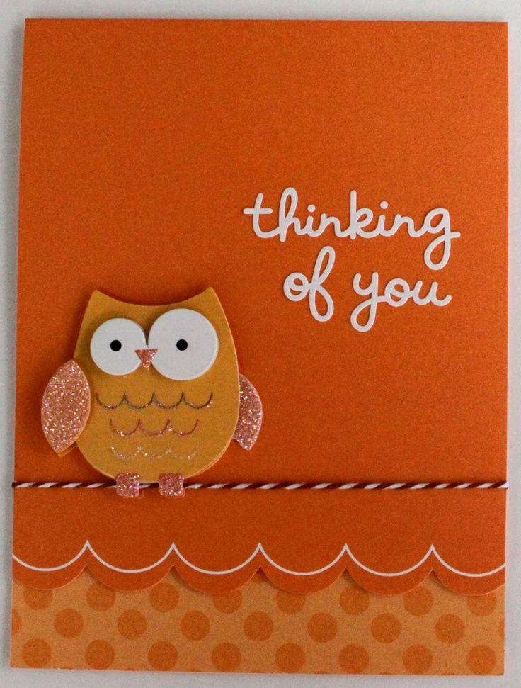 Card Making Ideas Owls Part - 16: Owl · Owl Card