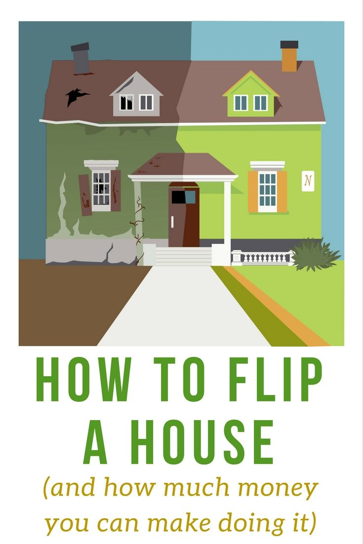 How To Flip A House (and How Much Money You Can Make)