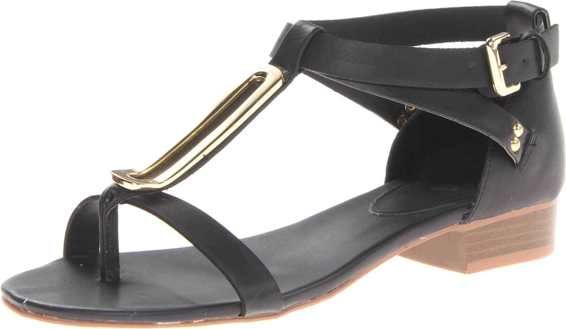 Mia Women S Cairo Dress Sandal Black Vegan 8 5 M Us Womens Sandals Flat Dress Sandals Womens Sandals [ 1117 x 1920 Pixel ]
