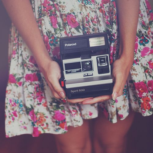 Polaroid - I'd love to have another one of these.