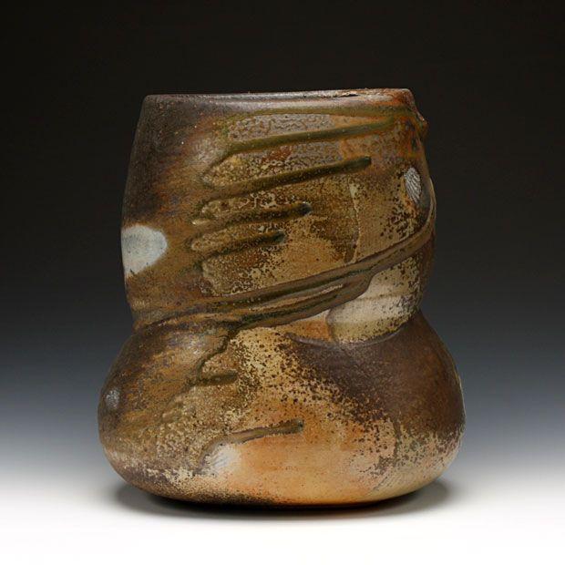 Schaller Gallery | Ben Krupka | Oval Vase