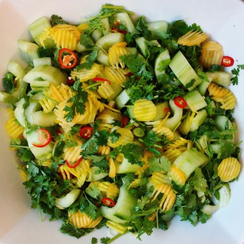 Cucumber Salad Mirin Recipe
