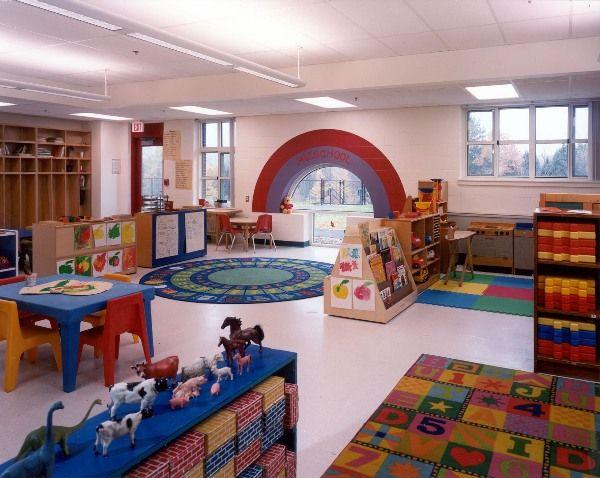 Lanesborough Elementary School Classroom