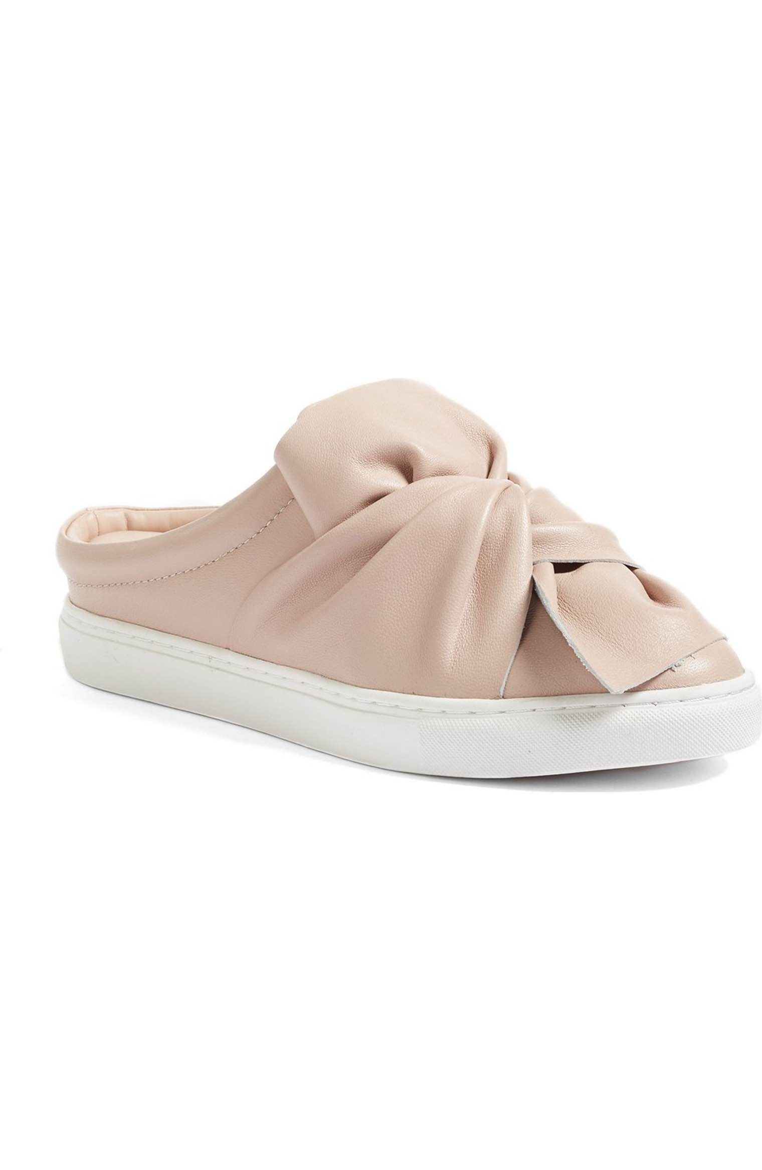 Main Image - Halogen® Manny Knotted Slip-On Sneaker (Women)