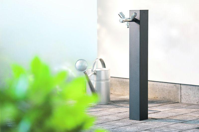 Neue Outdoormarke Cultt Sanitarobjekte Fur Den Garten Mit Bildern Wasserhahn Garten Garten Gartenbewasserung