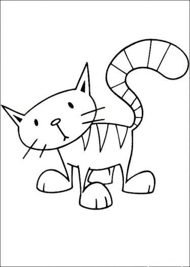 Catcoloring Click Image For More Cat Color Cartoon Coloring Pages Cool Coloring Pages Coloring Pages