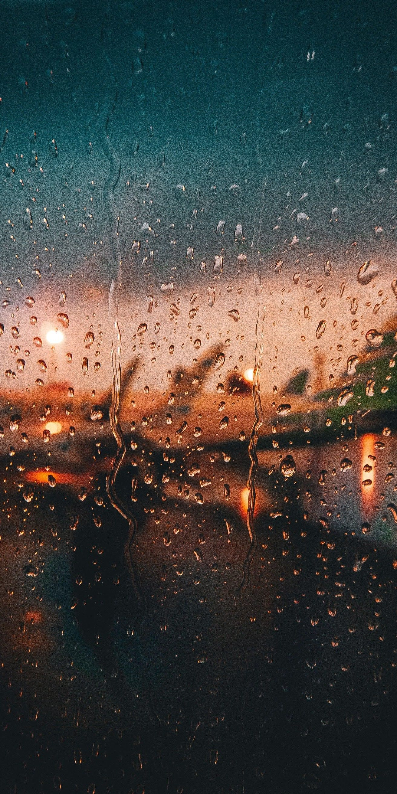 Pin By Iyan Sofyan On Rain With Images Rainy Wallpaper Iphone