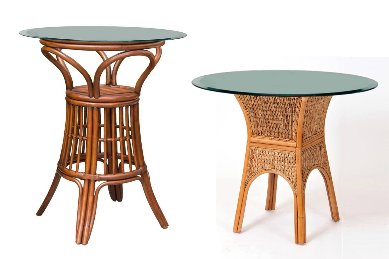 Our Alexander & Sheridan #table collection brings the versatility of glass sizes and finishes that will blend perfectly in any room. It includes #pub #tables, #counter #tables, and #dining #tables.