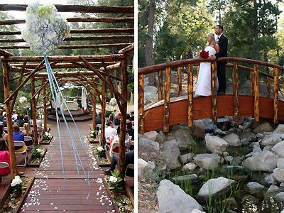 Pine Rose Weddings And Cabin Resort Lake Arrowhead California Wedding Venues 7