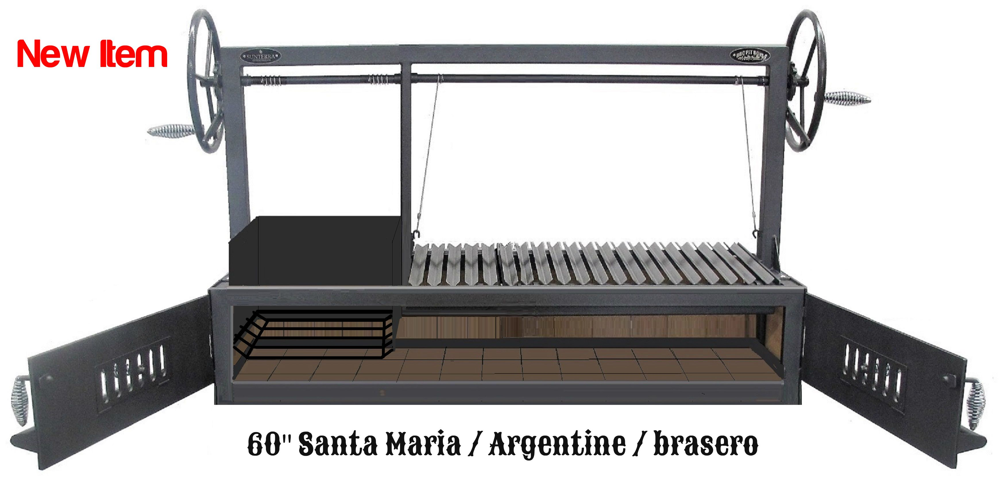Sunterra Outdoors newest line of BBQ grills, combines our ...