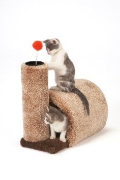 Kitty Barn Cool Cat Stuff Cats Cat Toys Cat Crafts