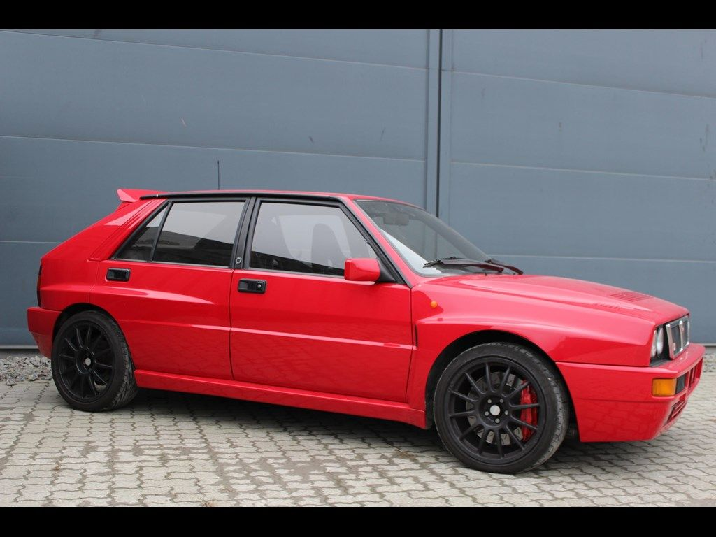 1991 LANCIA DELTA INTEGRALE for sale | Classic Cars For Sale, UK ...