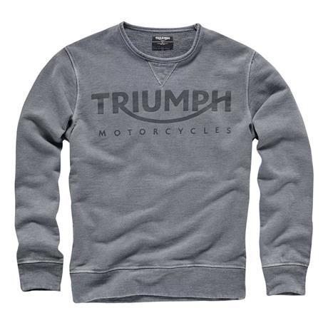 Triumph Vintage Motorcycle Logod Hooded Sweatshirt