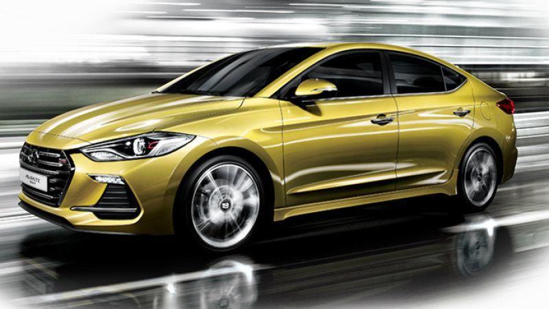 2017 Hyundai Elantra Sport Changes Specs Release Date Hyundai Elantra Elantra Hyundai