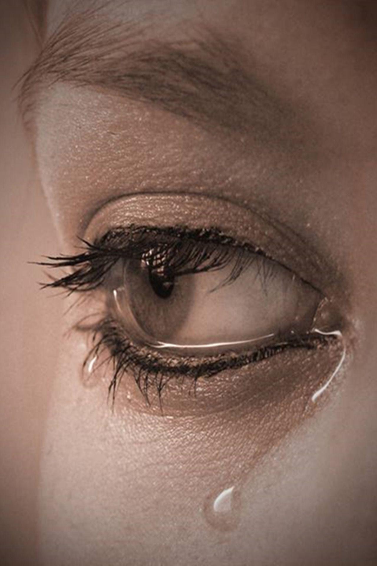 Disegni Occhio Umano Occhi E Lacrime
