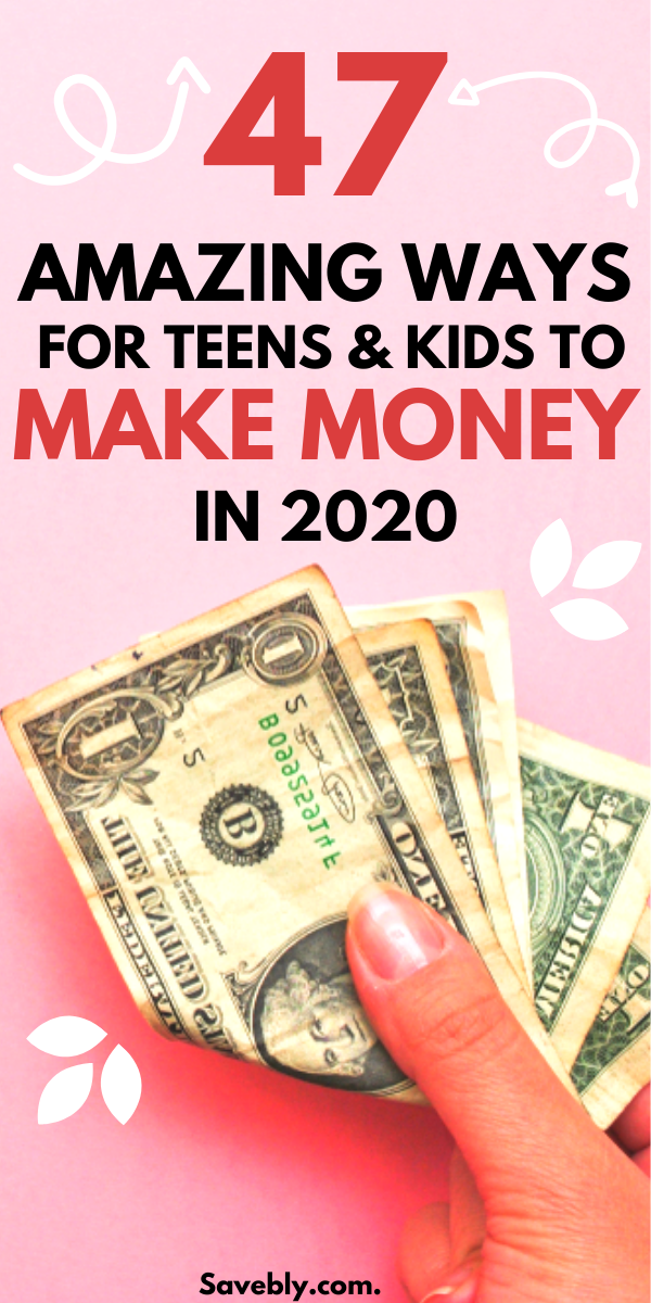 Make Money As A Teenager Now!