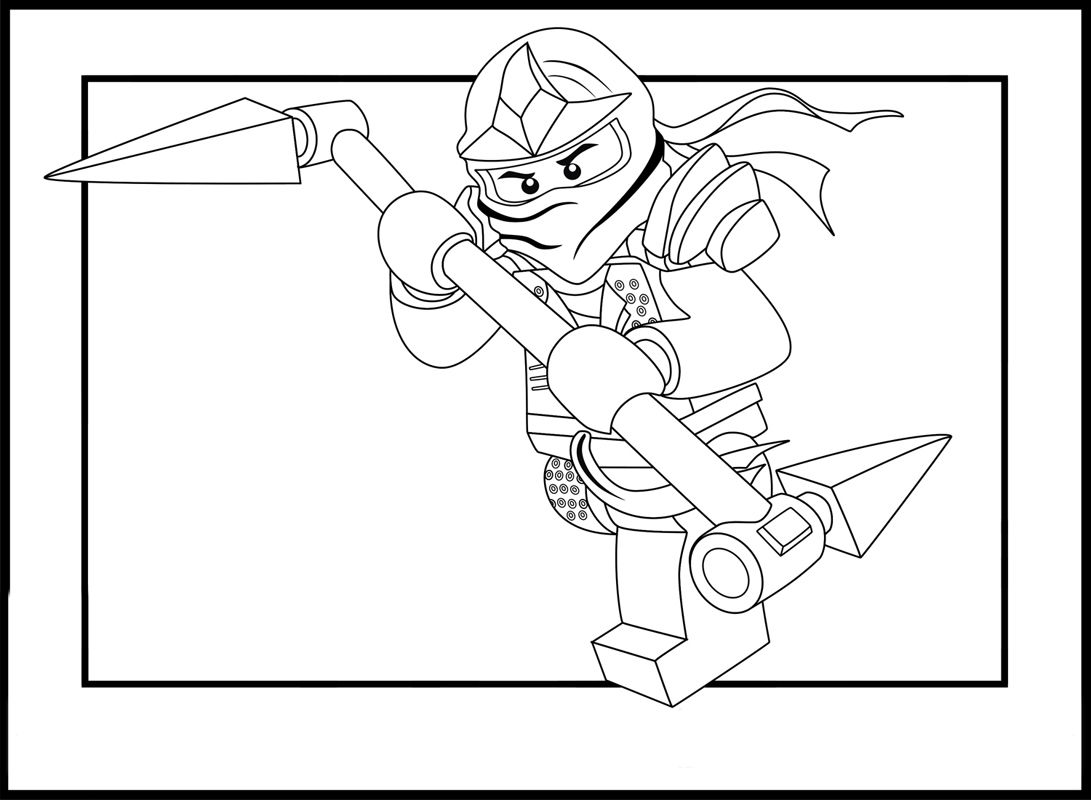 Ninjago Ice Dragon Coloring Pages Lego Ninja Go Coloring Pages