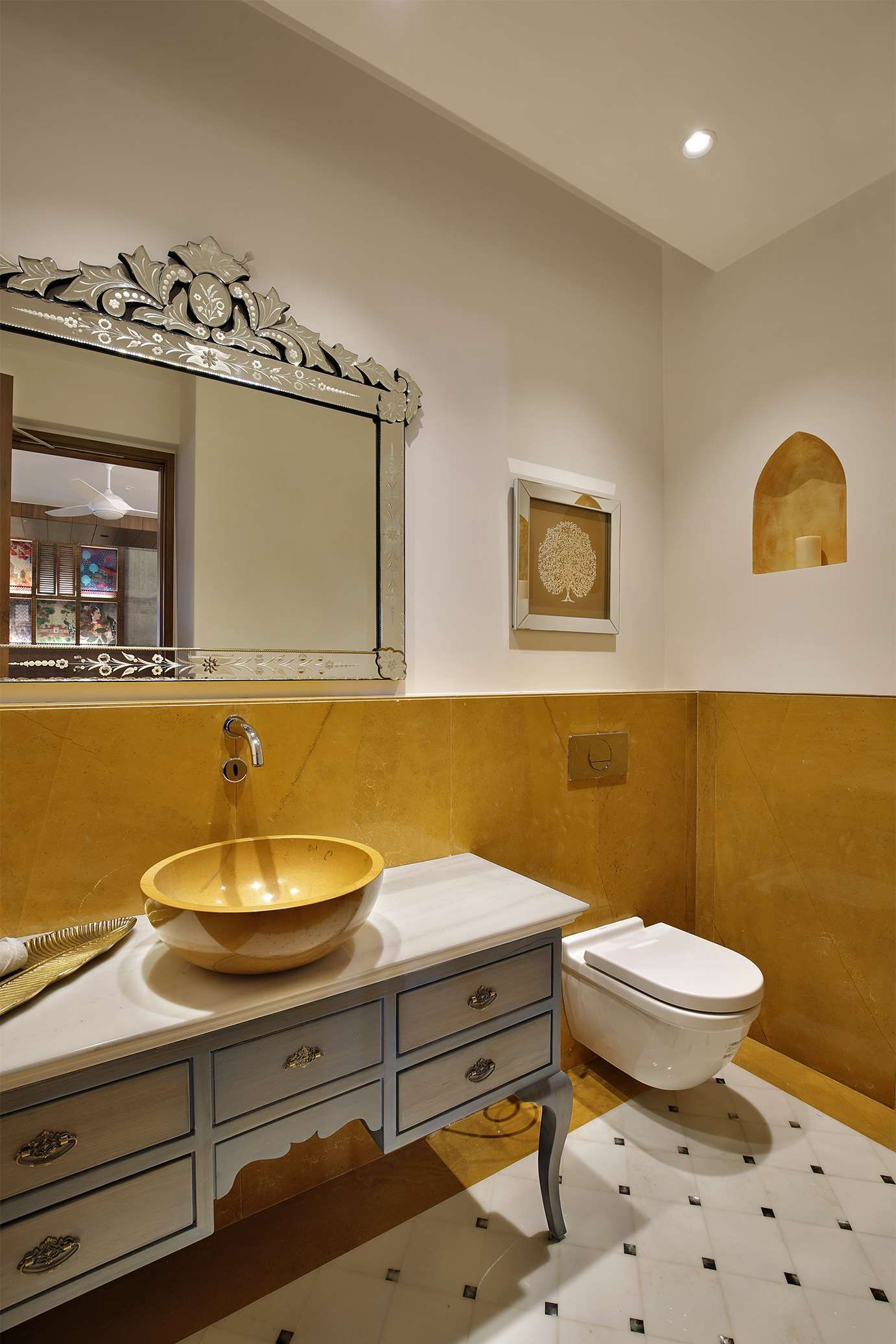Madhav | Dipen Gada & Associates | Indian home, Indian ...