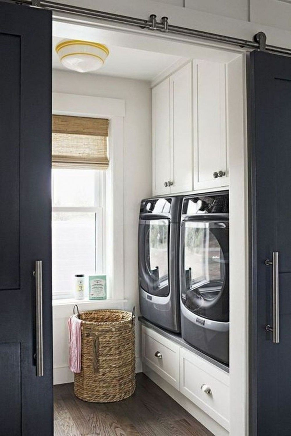 modern interior house design trend for 2020 小さなランドリールーム on extraordinary small laundry room design and decorating ideas modest laundry space id=28556