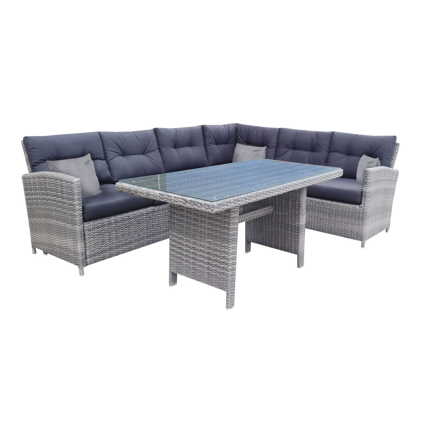 Makro Rattan Garden Furniture