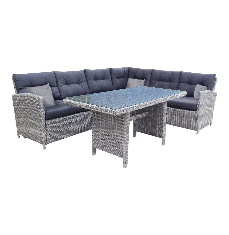 Makro Rattan Garden Furniture