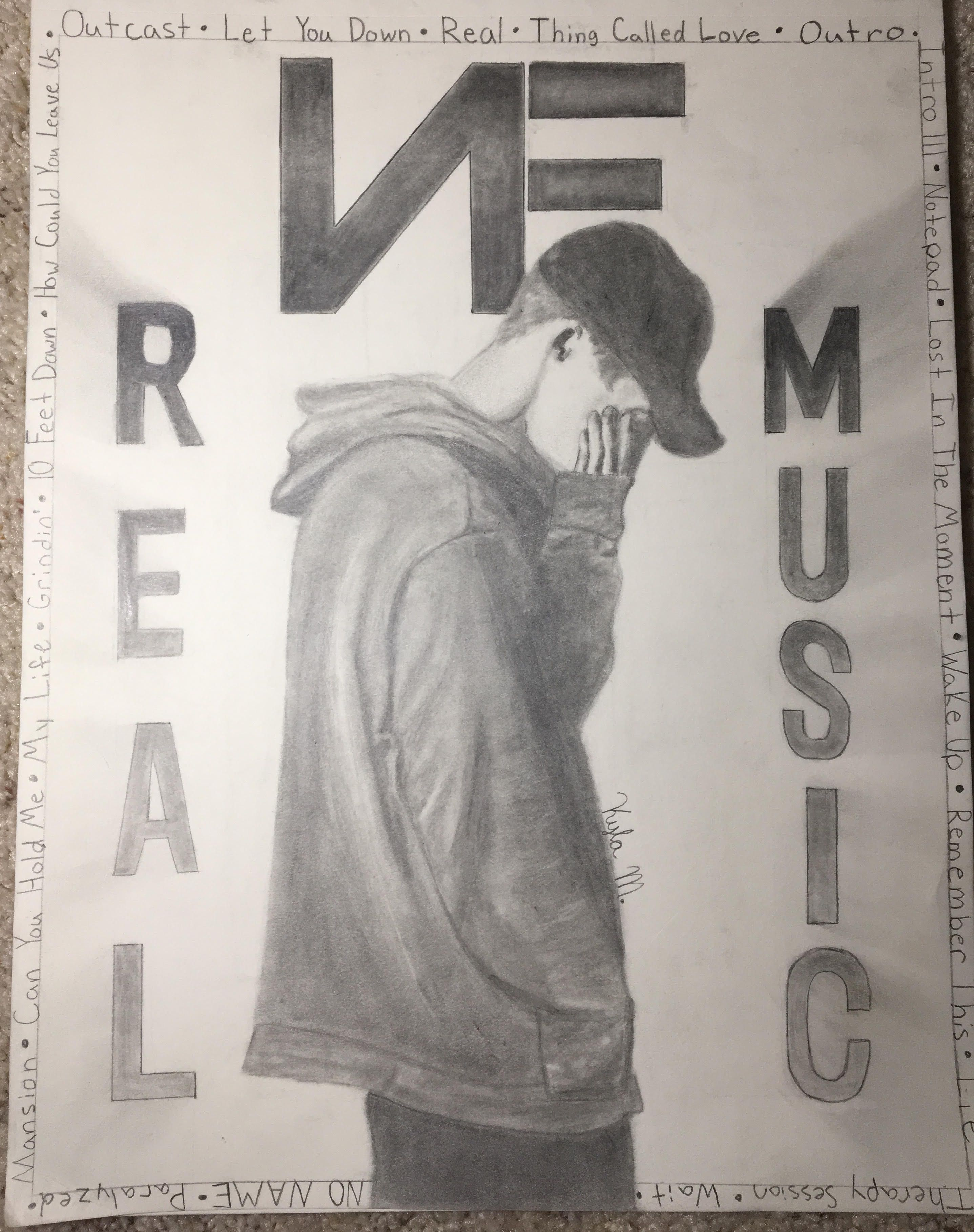 My first ever NF drawing!