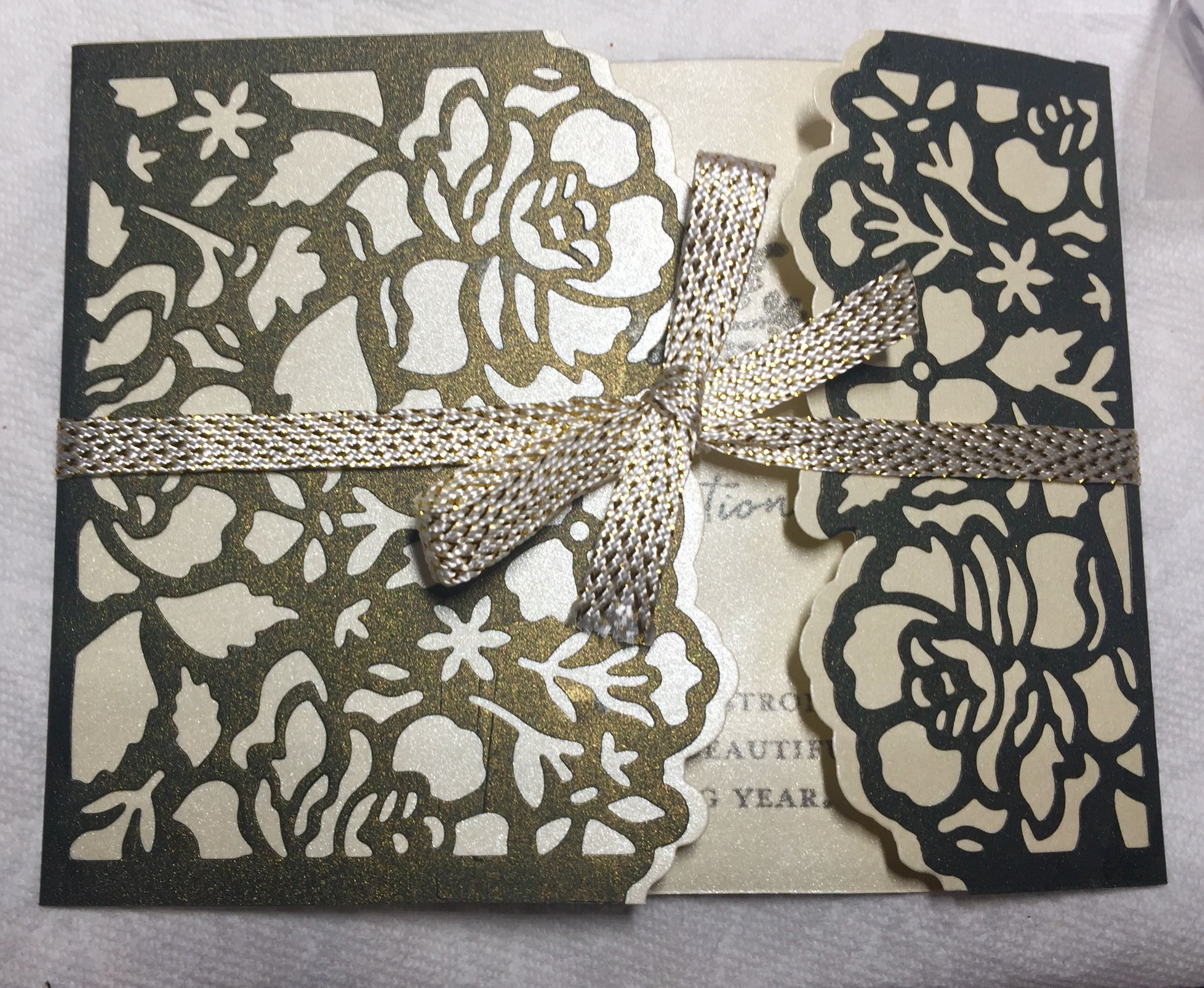 Stampin Up Wedding Card Floral Phrases Dipti S Hand Made Cards