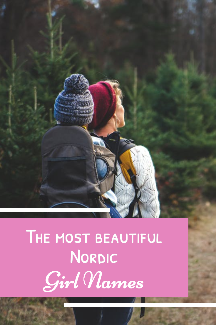Did you ever wanted to know the most beautiful Nordic Girl