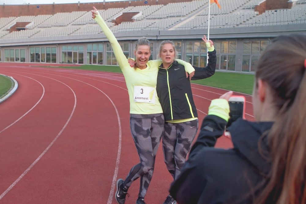 """Nike-Event: Fitness-Blogger bereiten sich auf """"We Run Amsterdam"""" vor #amsterdam #bereiten #blogger #..."""