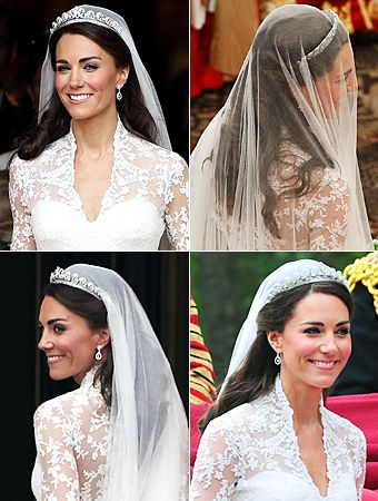 Exclusive Kate Middleton S Hairstylists Dish On Her Wedding Day