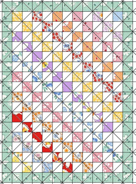 Designing A Quilt With Gimp Free Software Quilting Software Free Quilt Designs Quilting Designs