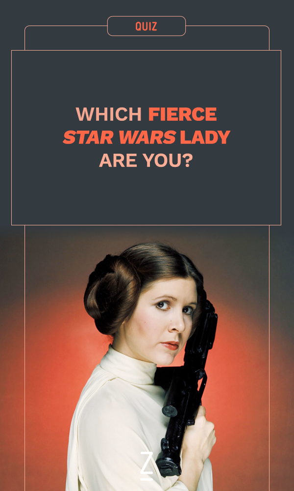Which Badass Star Wars Lady Are You Star Wars Quizzes Star Wars Quiz Star Wars Memes