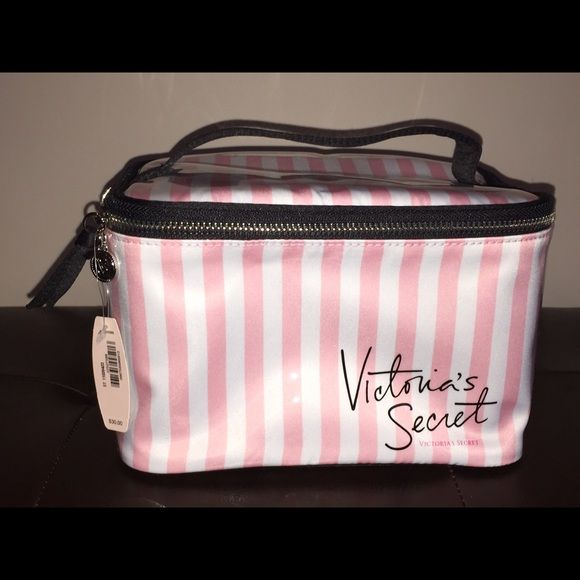 Victoria S Secret Large Makeup Bag Brand New With Tags Vs Bags Cosmetic Cases